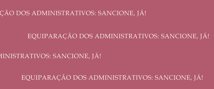 Governador, sancione o PLC 19/2017!